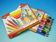 Koh-I-Noor pastelky trojhranné 24ks