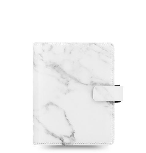 Filofax Marble A7 Pocket diář kapesní