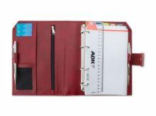 ADK diář CLASSIC A5 červený plánovací systém