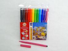 Koh-I-Noor barevné fixy 12ks