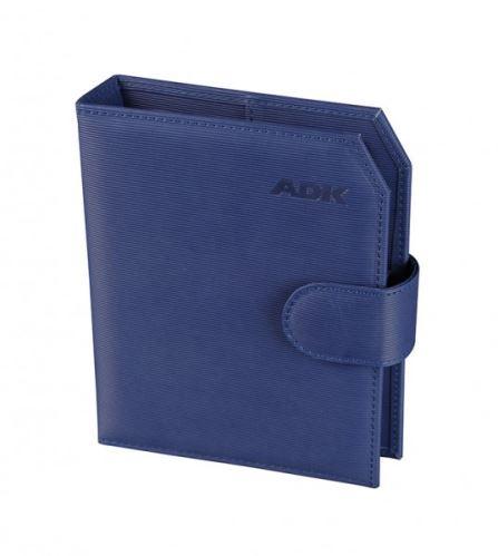ADK diář PRAKTIK A5 modrý plánovací systém