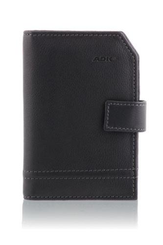 ADK diář LOGIK A7 černý plánovací systém