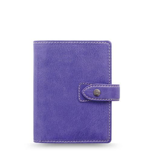 Filofax Malden A7 Pocket iris diář kapesní