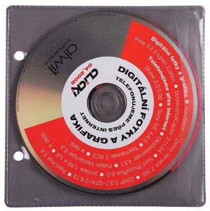 Náplň do diáře ADK formát A5 obal na CD