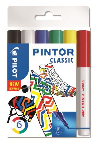 Pilot Pintor Fine sada Classic