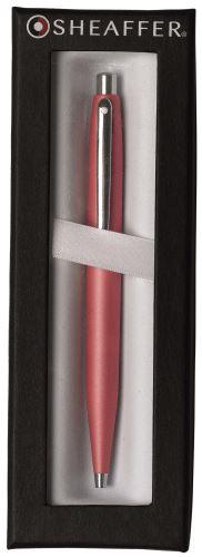 Sheaffer VFM kuličkové pero kovové růžové