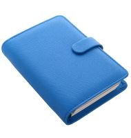 fluo modrý diář