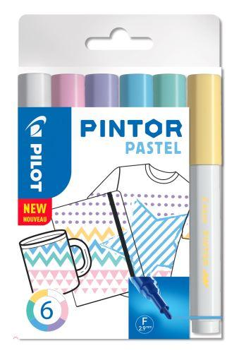 Pilot Pintor Fine sada Pastel