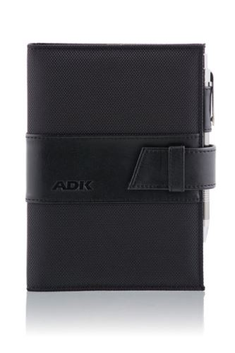 Diář ADK ASISTENT formát A6 černý
