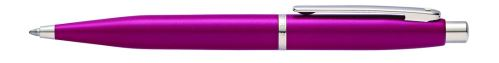 Sheaffer VFM kuličkové pero kovové růžové safír