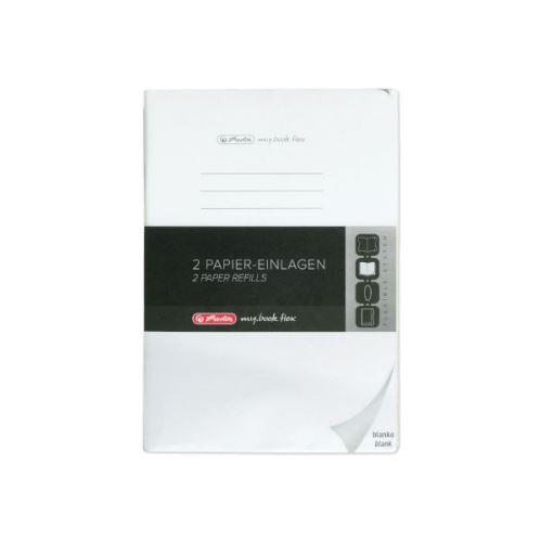 Herlitz náplň flex A4/2x40 listů čistý