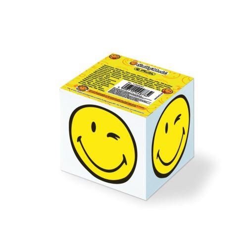 Herlitz poznámková kostka 8x8x7 700 listů Smiley