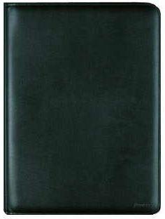 Filofax Metropol A4 konferenční desky portfolio se zipem kroužková mechanika černé