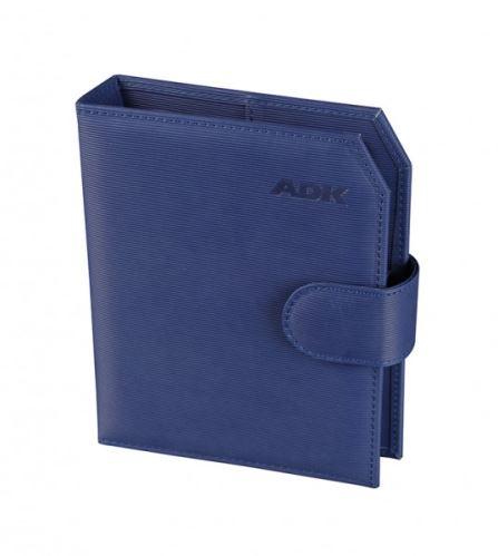 ADK diář PRAKTIK A6 modrý plánovací systém
