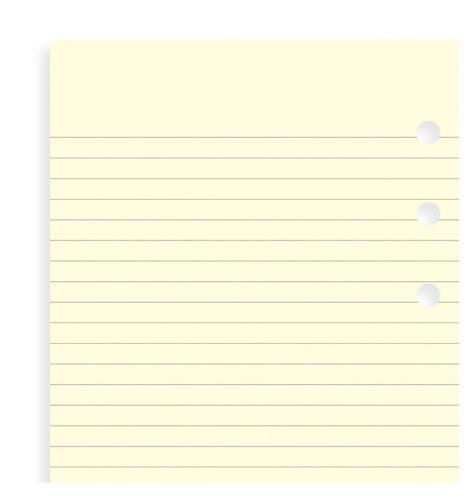 filofax papír