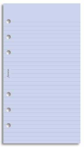 Filofax papír linkovaný levandulový A6
