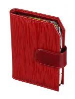 ADK diář RONDO7 A7 červený plánovací systém