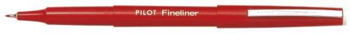 Fineliner Pilot 4103 červený liner