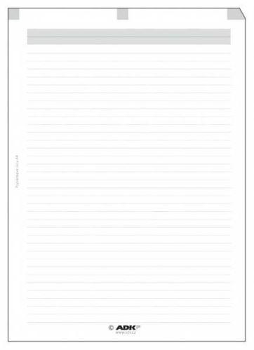 Náplň do diáře ADK A4 poznámkové listy formulář