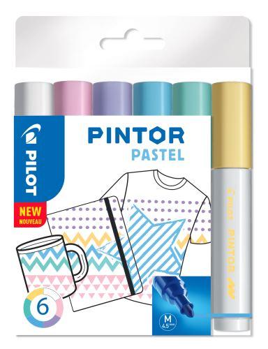 Pilot Pintor Medium sada Pastel