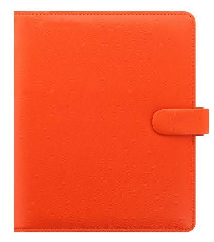 Filofax Saffiano A5 oranžový diář
