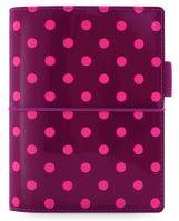 Filofax Domino Patent A7 Pocket fuchsiový kapesní