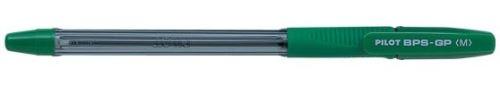 Kuličkové pero Pilot BPS zelené