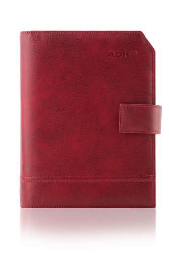 Diář ADK CLASSIC formát A5 červený
