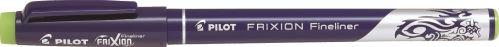 Frixion Fineliner světle zelený