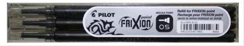 Pilot Frixion Point set 3ks náplní 0,5mm