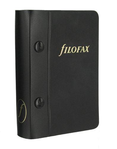 Filofax plastové archivní desky na náplně A7