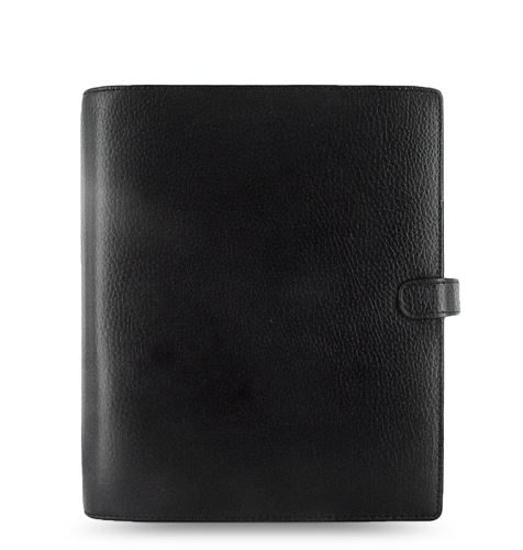 Diář Filofax Finsbury formát A5 černý black