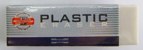 Koh-I-Noor mazací pryž plastová bílá 4770/40