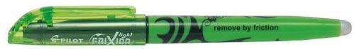 Pilot Frixion Light zelený zvýrazňovač gumovací