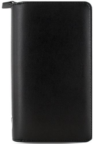 Filofax Pennybridge Compact černý diář DOPRODÁNO