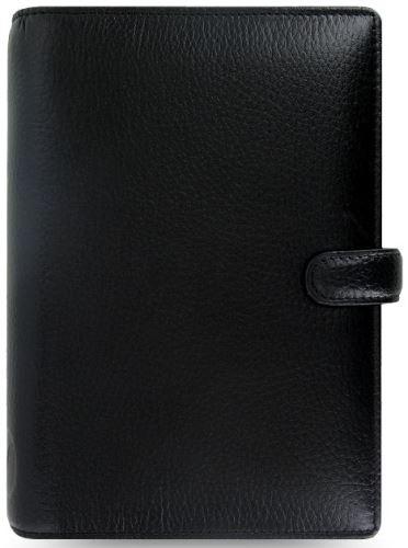 Diář Filofax Finsbury formát A6 černý black
