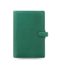 Filofax Finsbury A6 Personal zelený diář osobní personální