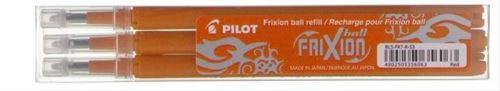 Pilot Frixion Ball set 3ks náplní 0,7mm