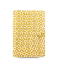 Filofax Impressions A6 Personal diář osobní žlutý
