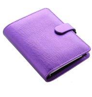 fialový diář