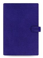 Filofax Finsbury A6 Personal modrý diář osobní personální