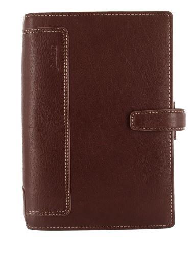 Diář Filofax Holborn formát A6 hnědý brown