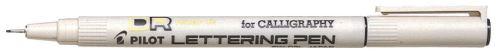 Pilot Lettering Pen 1mm černé kaligrafické pero