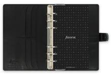 Diář Filofax Nappa Zip A6 Personal černý