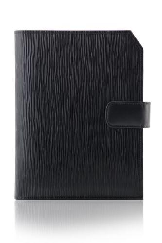 ADK diář RONDO5 A5 černý plánovací systém