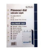 Herlitz Plánovací kalendář A5 týden na 2 strany CZ&SK 2021