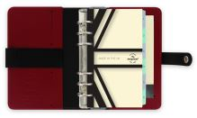 Diář Filofax The Original A6 Personal červený