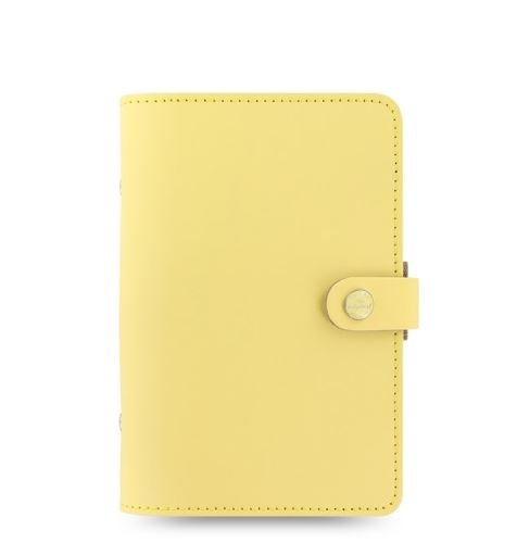 Filofax The Original A6 Personal lemon diář osobní