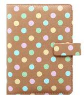Filofax Pastel Spots A6 Personal osobní
