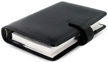 Diář Filofax Metropol formát A6 černý black (1)